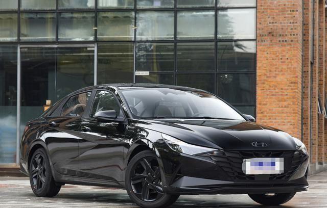 别再小瞧韩系车,现代新车月销11762台,油耗5.3L,9.98W配大溜背