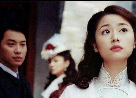 蒋欣真的演不了顾曼桢,看看她和林心如合影就知两人的差异有多大