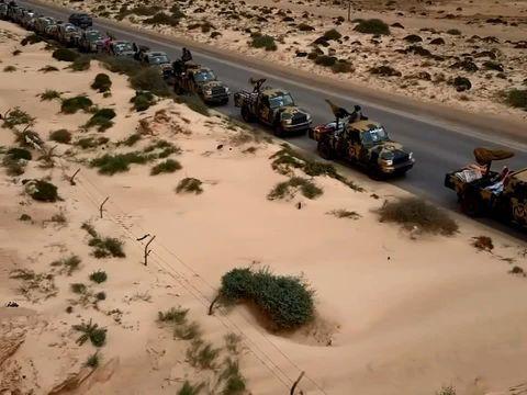 埃及增援利比亚国民军,花中东土豪的美元,为何送俄式二手装备?