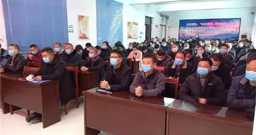 睢阳区李口镇:疫情防控不松懈多措并举筑防线