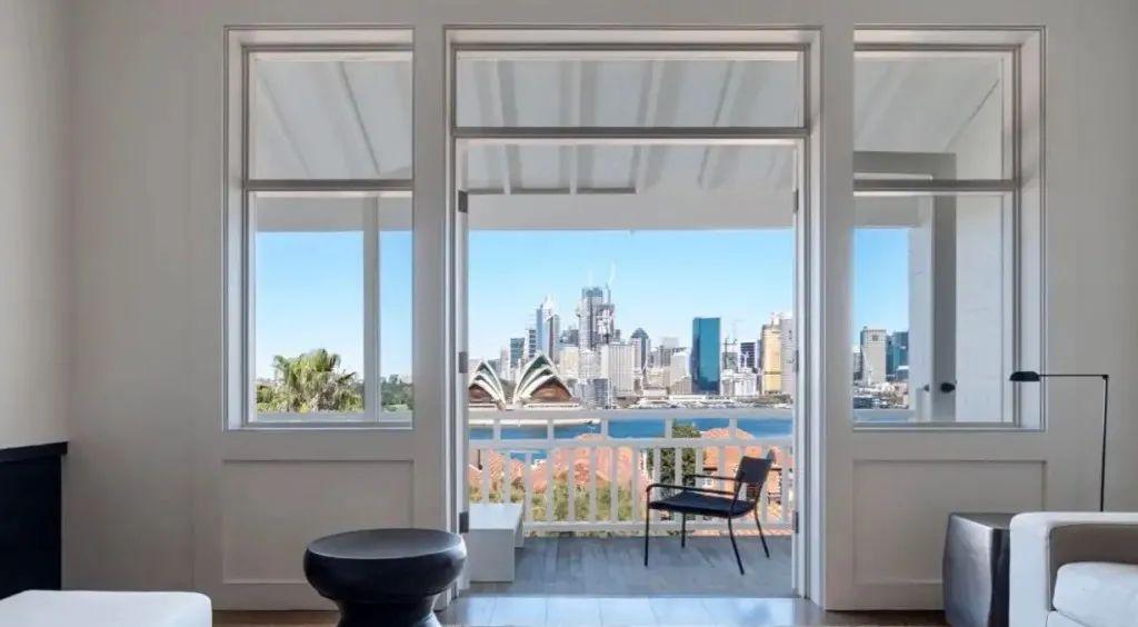 1000万澳元买下悉尼歌剧院对门豪宅! 哪里买房最合算?澳洲首府城市最宜居郊区出炉