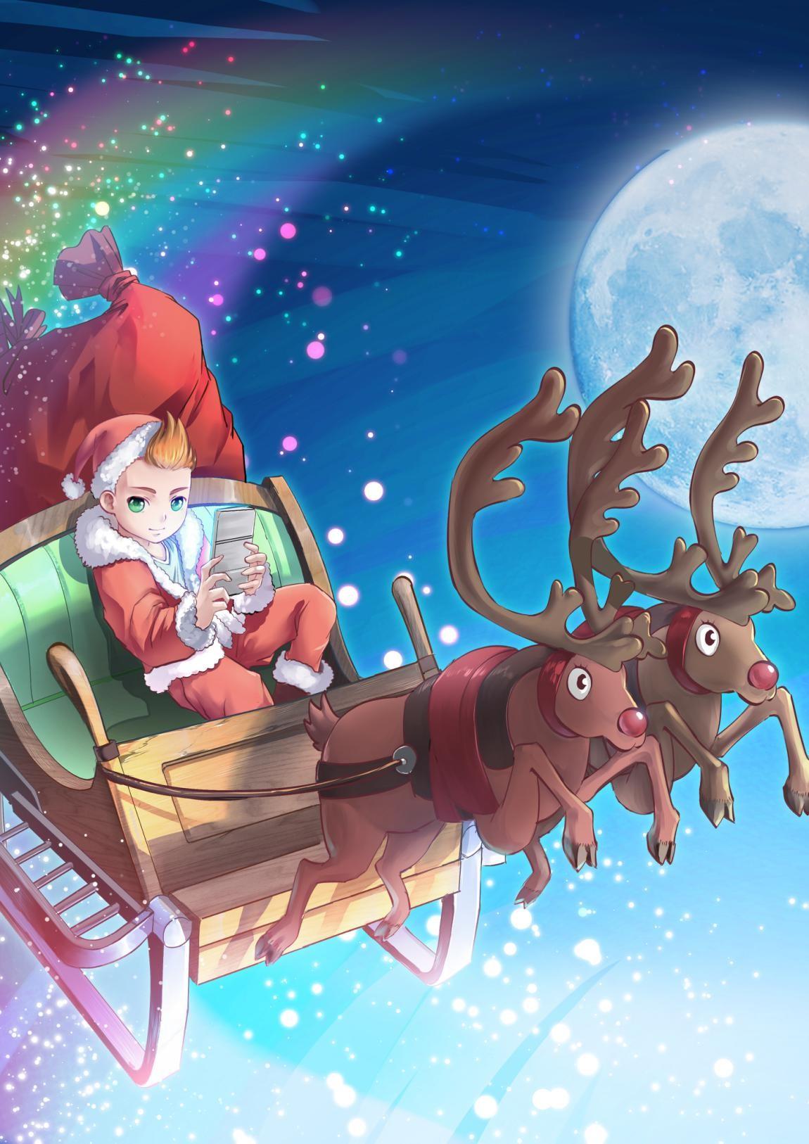 Merry Christmas!《瑞纳宝贝》祝大家圣诞快乐!
