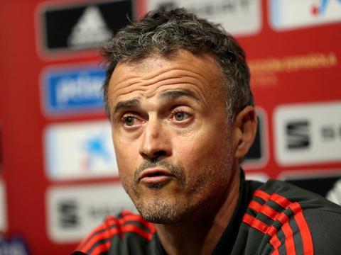 恩里克:国家队没谁是不可或缺的 战胜德国让我确定球队的好状态