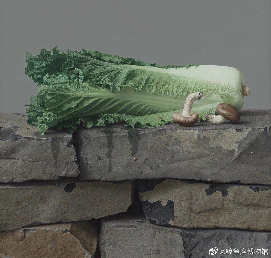 刘向东 · 超写实油画静物 ………
