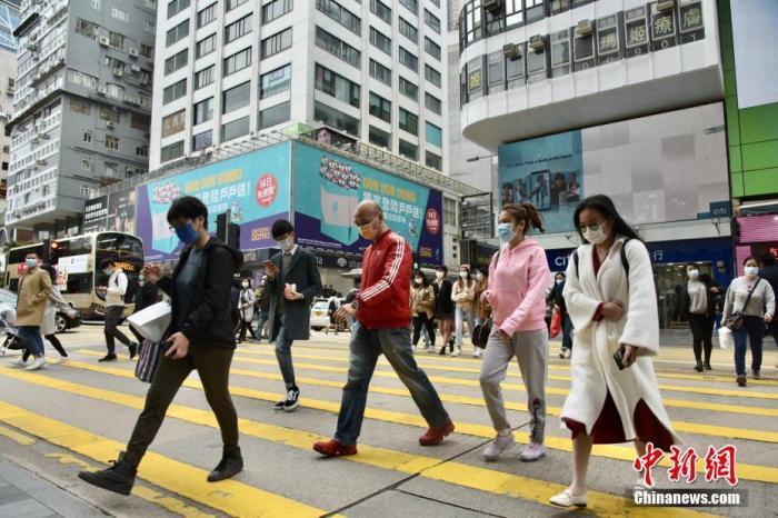 """2020,香港经济的""""绝望""""与希望图片"""