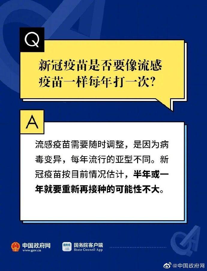 新冠疫苗最快什么时候上市?中国政府网权威解答图片