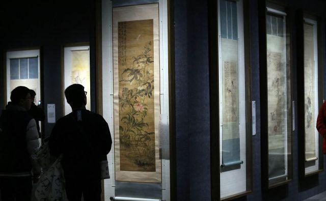 江苏南京博物院史上最强花鸟画大展,宋徽宗领衔近百位名家助阵