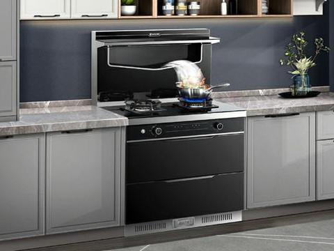 厨房不要再装抽油烟机了,装这种代替更实用省空间,太机智了
