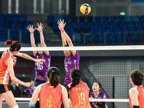 作为联赛和排位赛冠军,天津和山东女排,是否该来一场巅峰对决?