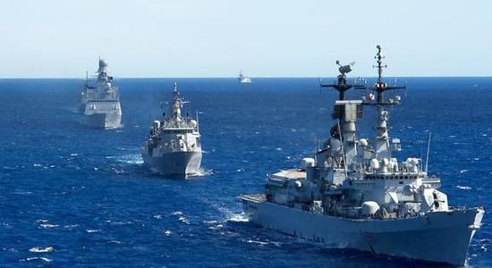 美公然挑衅俄罗斯,叫嚣谁敢阻止自由航行,美军将不惜为此一战