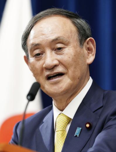 明年是否再度竞选日本执政党党首?菅义伟回应