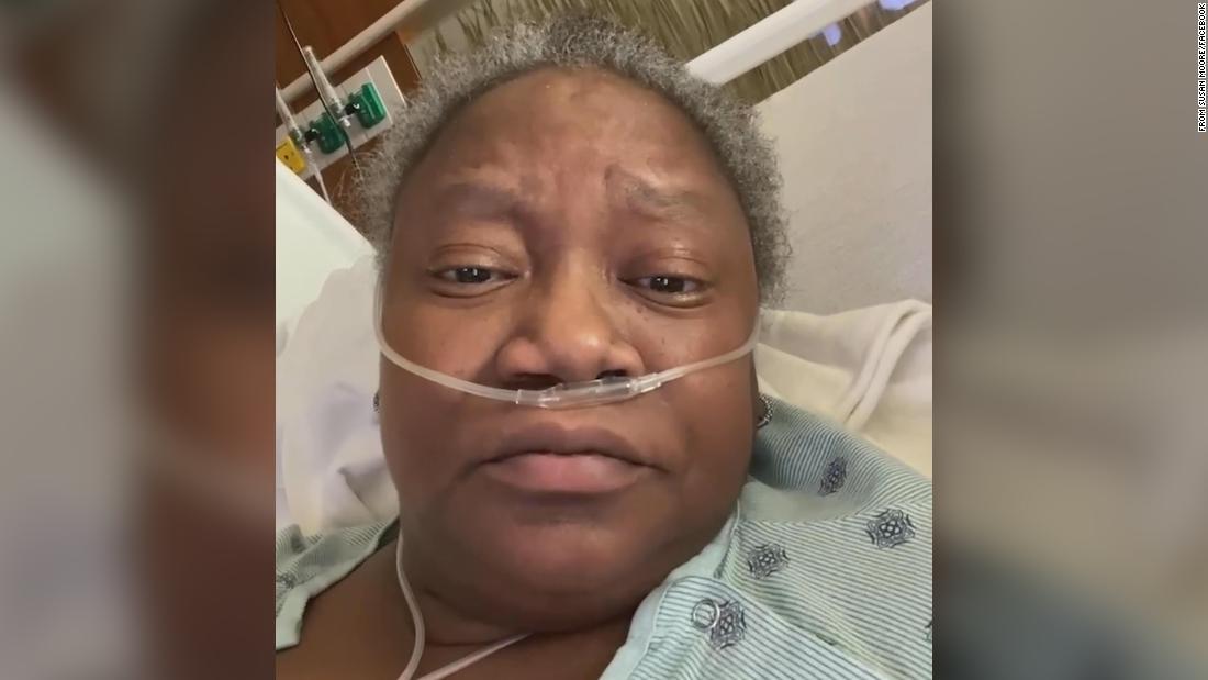 """控诉""""种族主义治疗""""后 美国黑人医生死于新冠"""