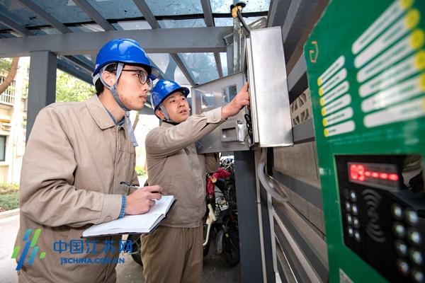 消除充电安全隐患 南京主城区今年新增充电设施4200余处图片