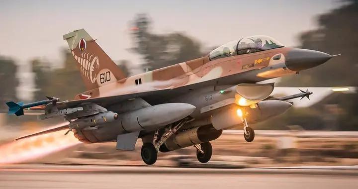 加沙地带警报再次响起,以色列空地导弹来袭,巴勒斯坦束手无策