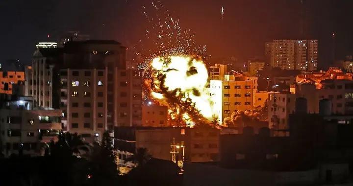 以色列再次敲打邻居,空地导弹扑向加沙地带,新一轮报复来的够快