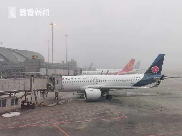 大雾致双流机场大面积航班延误 目前已恢复起降图片