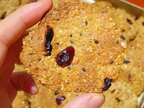 山东欧米奇配方分享:减脂人士最爱的能量燕麦饼,元气满满!