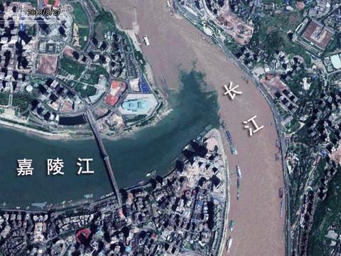 """哪些城市可以看到泾渭分明的""""鸳鸯锅""""景象?"""