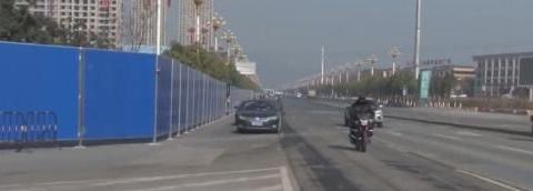 湖南怀化:全长2.859公里,规划道路宽60米的大道开建