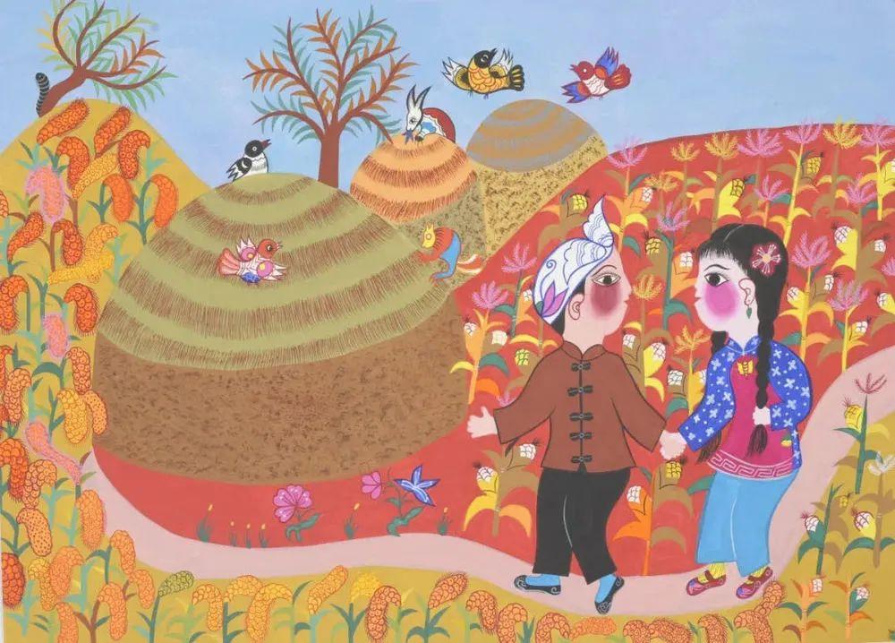 """第31届北京农民艺术节""""梦圆小康•礼赞丰收""""诗歌征集现代诗部分获奖作品"""