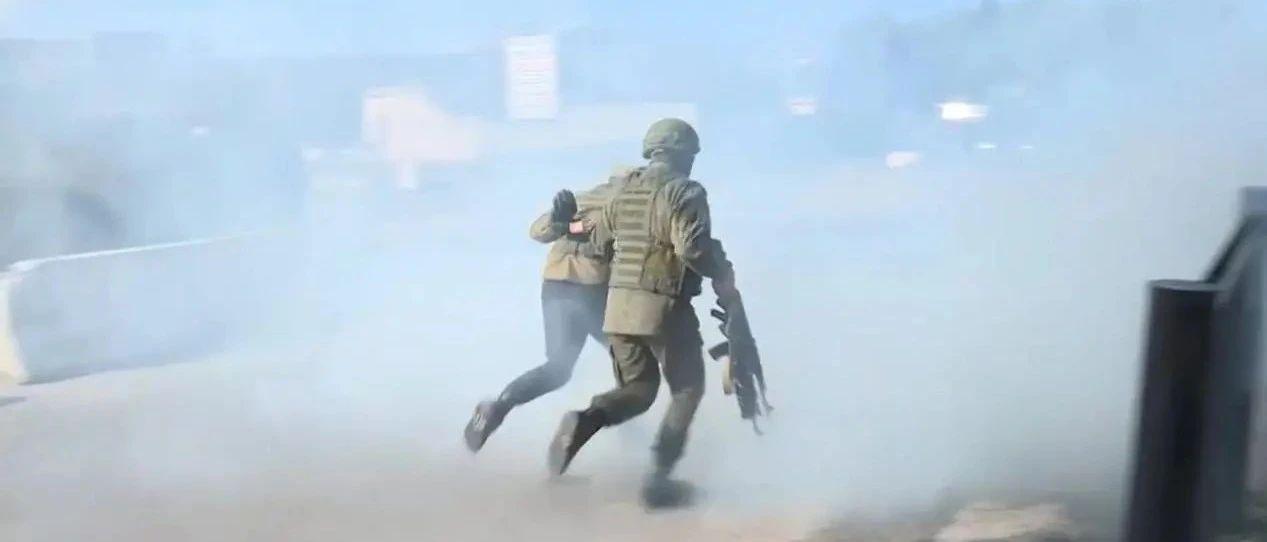 利比亚国民军举行阅兵!中东热点速递20201227