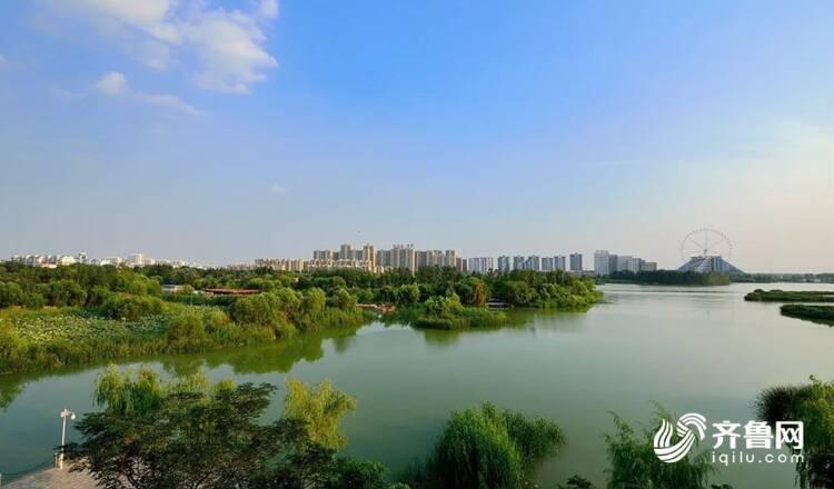 聊城东昌湖国家湿地公园正式通过国家验收