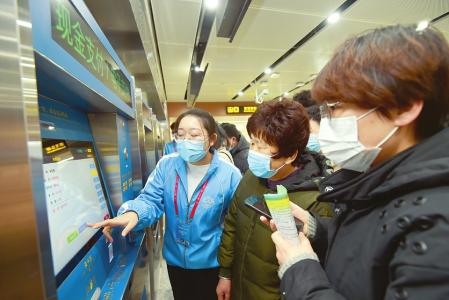 太原地铁2号线正式开通运营