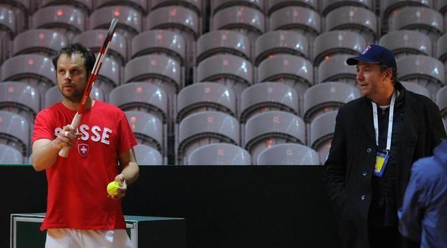 戴维斯杯前队友:费德勒喜欢有共同历史之地 退出澳网是正确决定