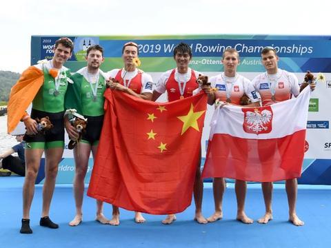 奥运前瞻:男子双人双桨