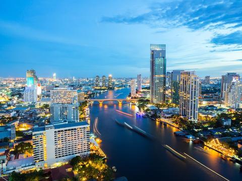 2004年时,曼谷GDP总量超成都350亿美元,现在怎么样了?