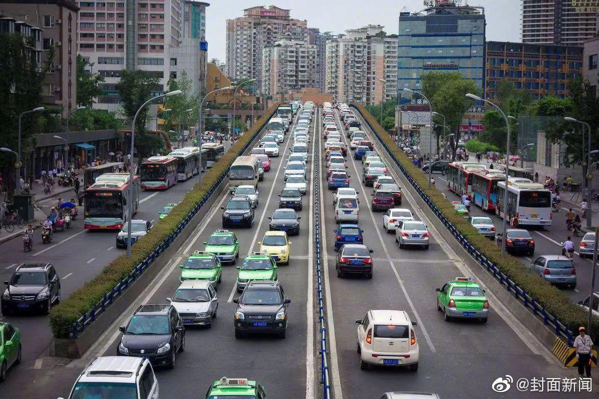 2月1日起 成都暂停执行接送中小学生车辆不受尾号限行便民措施