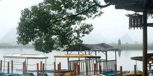 富川神仙湖生态休闲园