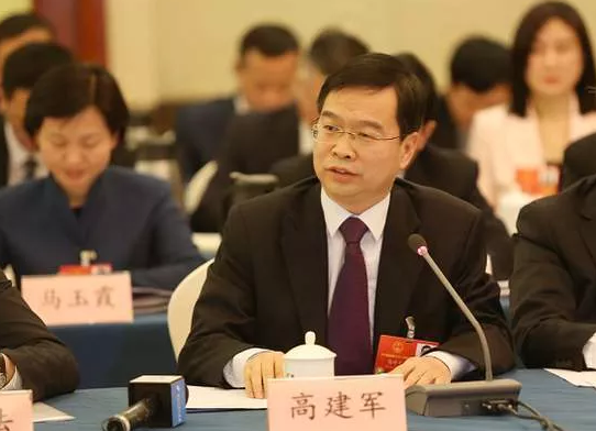 高建军任河南开封市委书记,李湘豫任副书记图片
