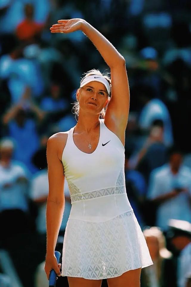 17岁成网球大满贯冠军,俄罗斯女神莎拉波娃,和王室贵族是好友