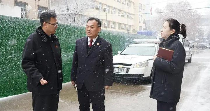 风里雨里,履职不停,云龙区检察院依法对一起强制执行案进行监督
