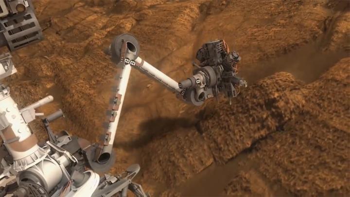 好奇号运作6年提供了大量火星信息,而这个信息却更令人兴奋!