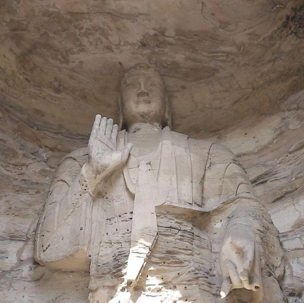 山河天地间(六)| 和蒙曼一起探索民族融合的历史,走近云冈石窟!
