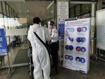 马尼拉一般社区隔离延长至明年一月底 对英旅客禁令延长两周