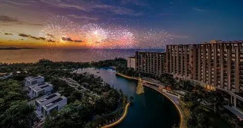 三亚艾迪逊举办迎新活动,海口索菲特酒店开业