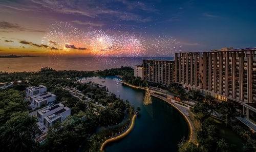 酒店动向 三亚艾迪逊举办迎新活动,海口索菲特酒店开业