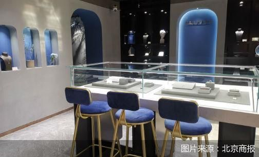 全国首家FLIPPED珠宝线下体验店入驻三里屯