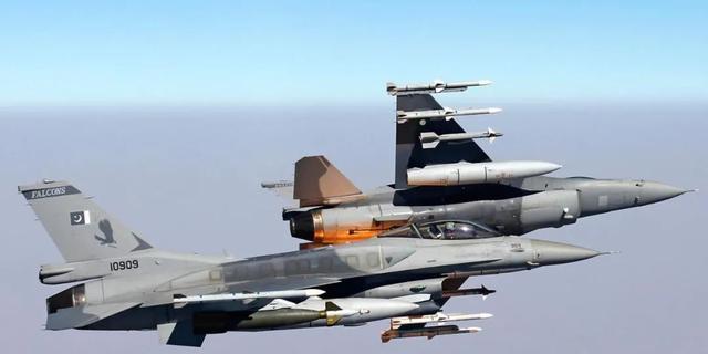 巴基斯坦疑要购买歼10?一旦购入将成为巴空军王牌