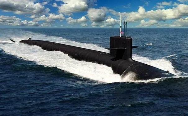 美国为何积极推进攻击型核潜艇的研发?