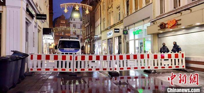 德国特里尔汽车撞人事件已致5死 司机动机尚不明确