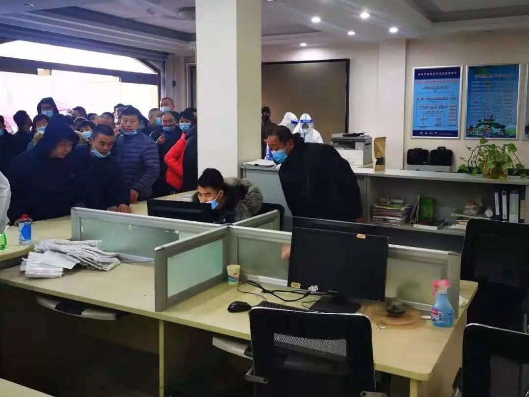 【疫情防控】紧急!滨城区开展冷链食品相关人员全面核酸检测工作