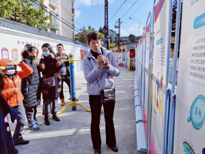"""五华区丰宁街道开展""""四个一""""专题警示教育巡展活动"""