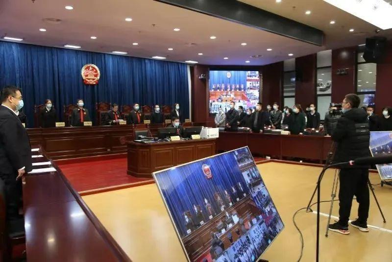 开设赌场、高利放贷、暴力讨债......王海峰等33人涉黑案判了!