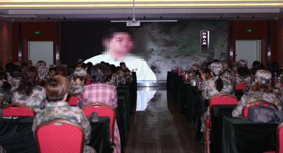 渝北区妇联开展家庭助廉警示教育活动