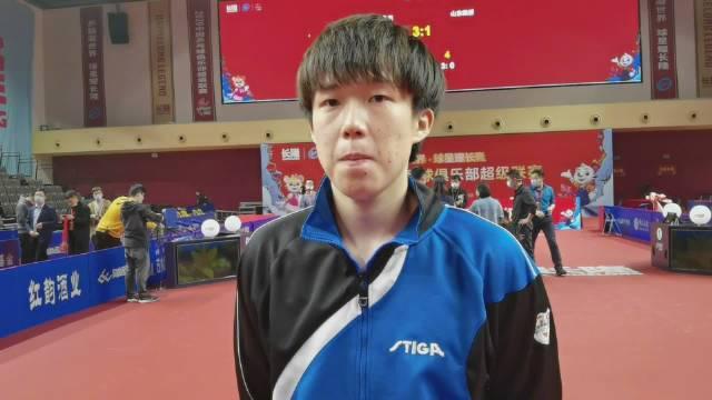 本次乒超联赛,王楚钦从双打十连胜,到单打九连胜…………