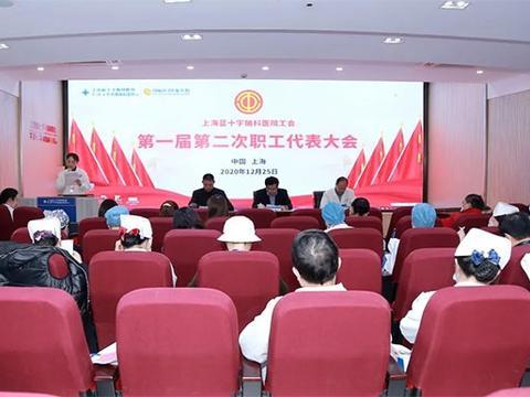 要闻|上海蓝十字脑科医院工会第一届第二次职工代表大会顺利召开